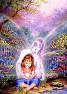 Inner Child Garden w. fairy