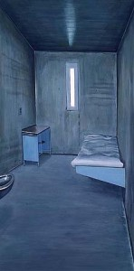 isolation cell blue