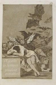 Goya Capricho 43 El_sueño_de_la_razón_produce_monstruos