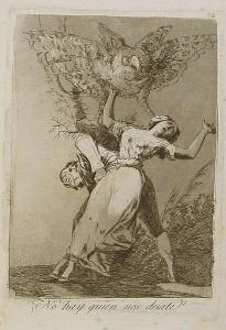 Goya Capricho 75 ¿No_hay_quién_nos_desate